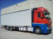MERCEDES ACTROS 2542 L GIGA SPACE